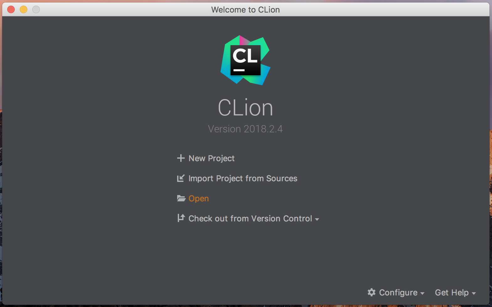 CLion setup for MXNet C++ development on Mac and Linux