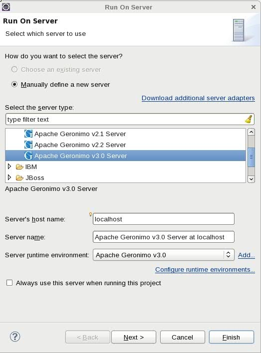 5-minute Tutorial on Enterprise Application Development with