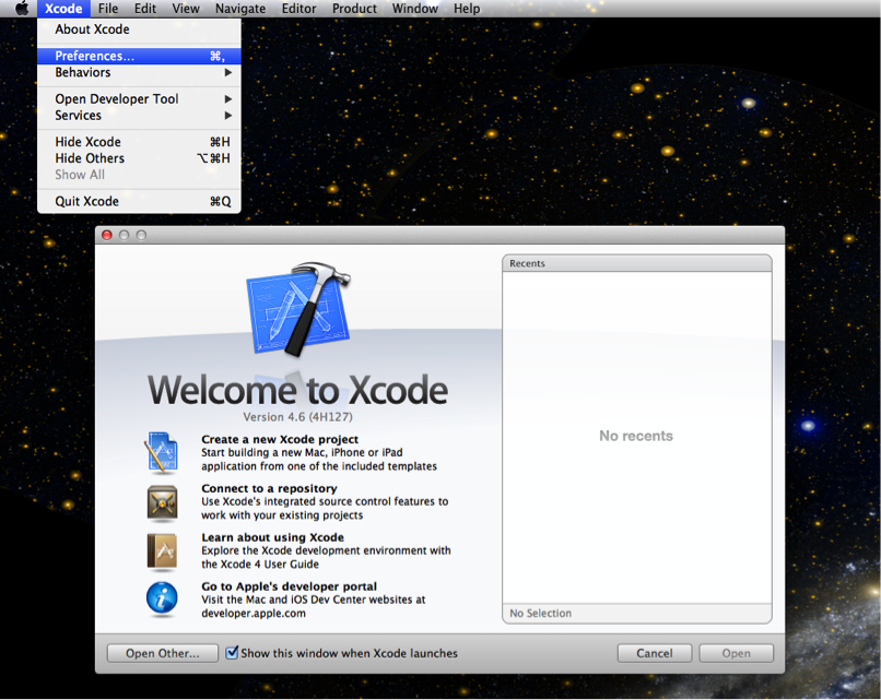 Installation of Python 2 7, Modules and OCW for Mac/*nix