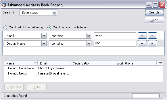 2 4 2  LDAP Operations, Searching - Apache Directory Server