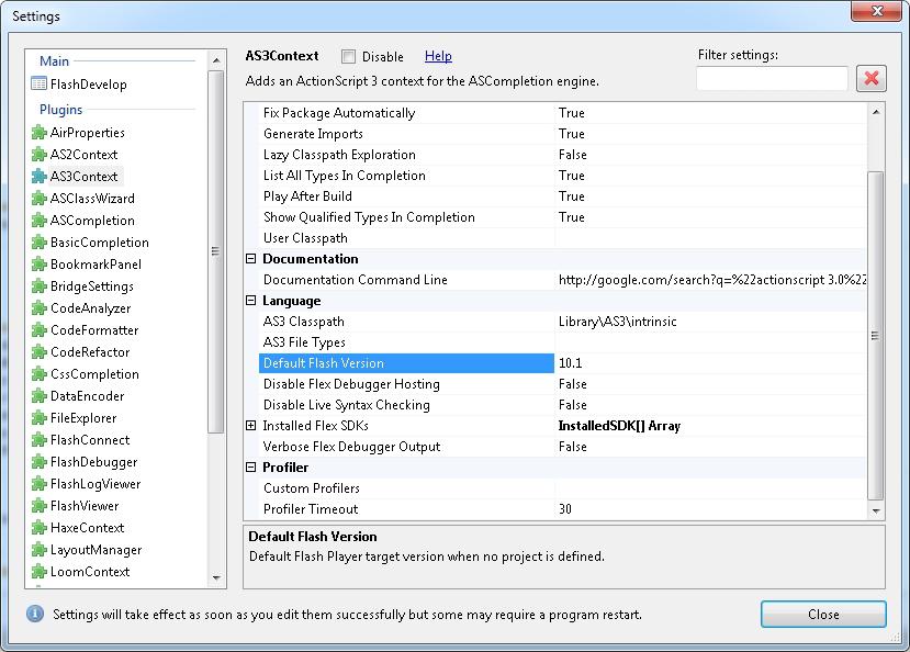 How to update flex sdk in flash builder 4. 6 stack overflow.