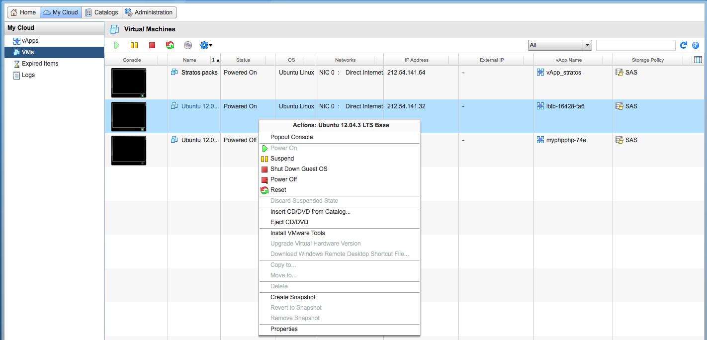 4 0 0 Creating a Cartridge on vCloud - Apache Stratos