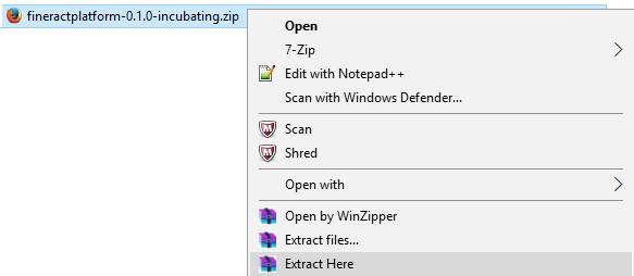Mifos X Installation on Windows - Mifos X User Zone