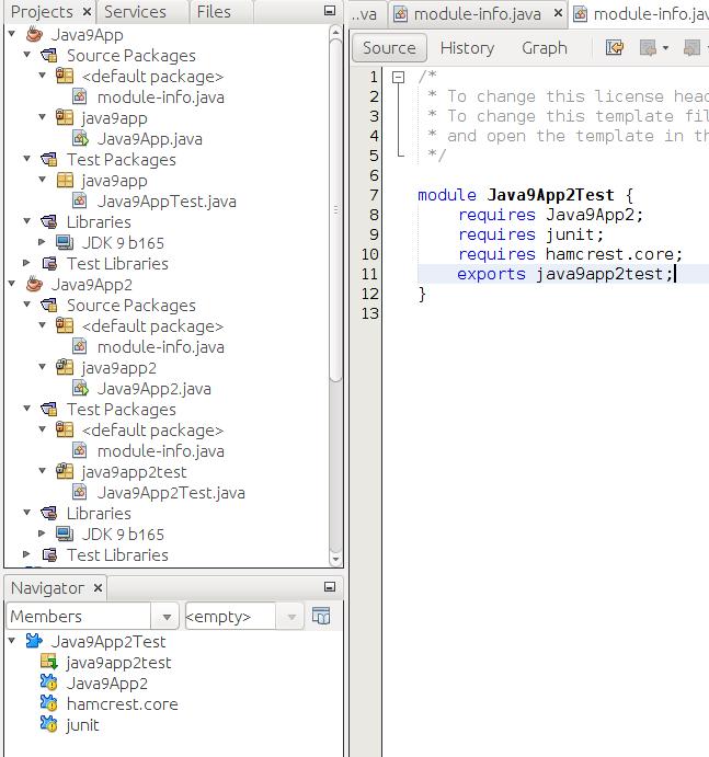 Apache NetBeans 9 0 New and Noteworthy - NetBeans - Apache