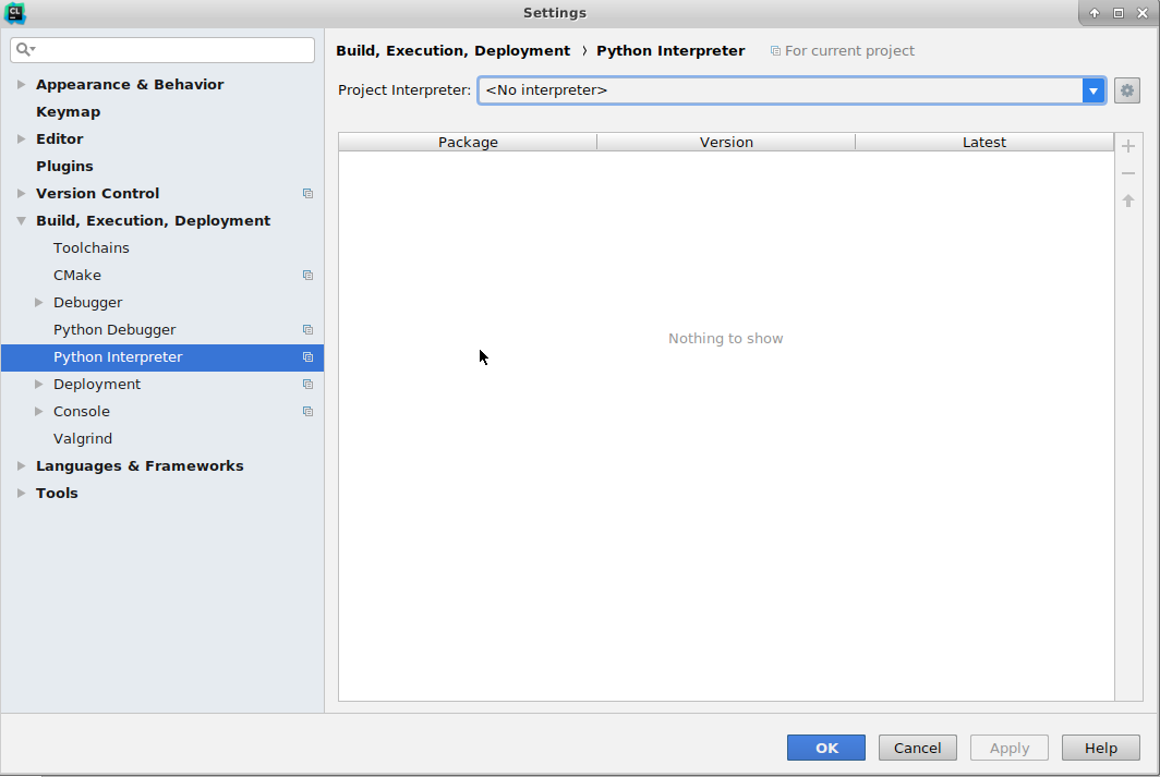 IntelliJ and CLion Setup for Impala Development - Impala - Apache