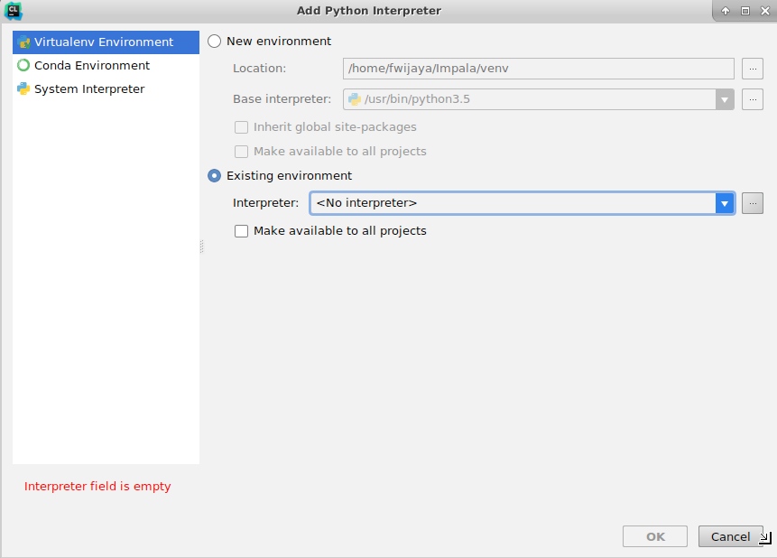 IntelliJ and CLion Setup for Impala Development - Impala - Apache