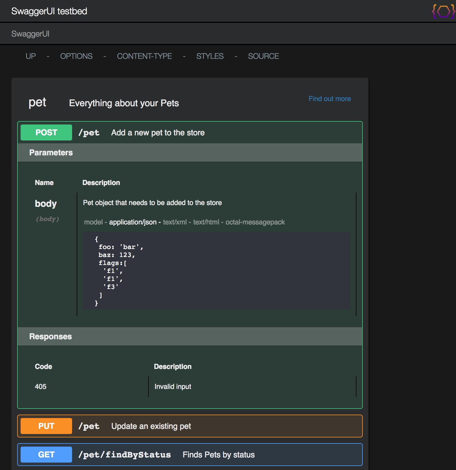 Swagger UI enhancements - Juneau - Apache Software Foundation