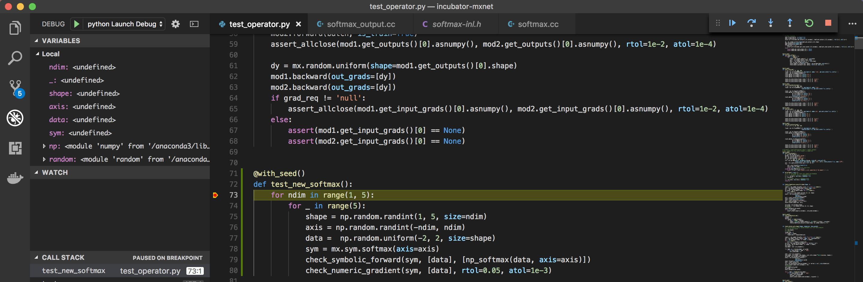 MXNet Developer Setup on Mac - MXNet - Apache Software